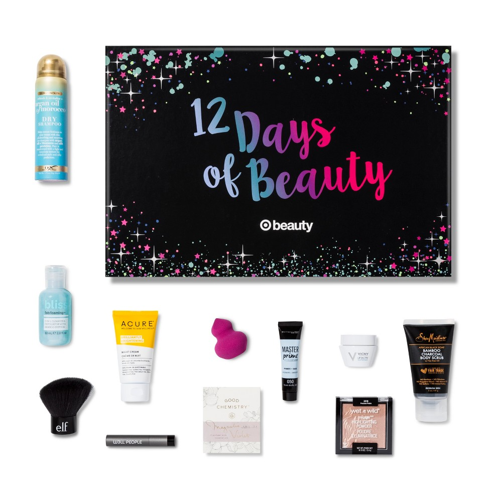 Image of Target Beauty Box - Holiday - Beauty Advent Calendar