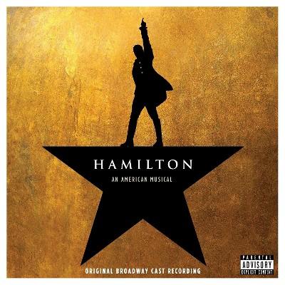 Hamilton (Original Broadway Cast Recording) (CD)