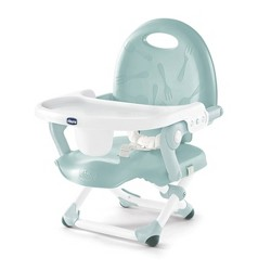 Chicco Pocket Snack Booster Seat - Greymist