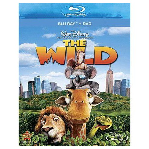 The Wild (Blu-ray) - image 1 of 1