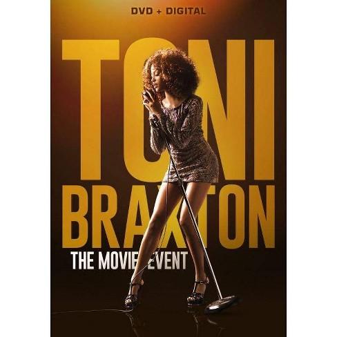 Toni Braxton: The Movie Event (DVD) - image 1 of 1