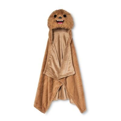 Star Wars Chewbacca Hooded Blanket