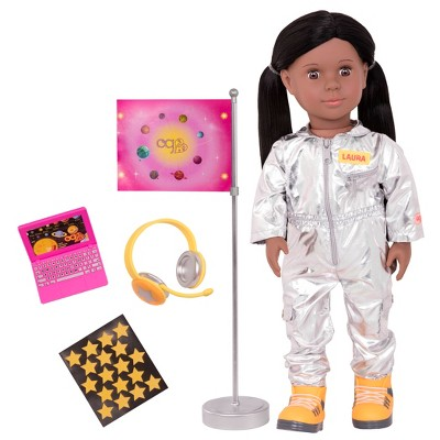 """Our Generation 18"""" Astronaut Doll with Accessories - Laura"""