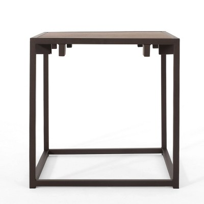 Reidsville Modern Industrial End Table - Christopher Knight Home
