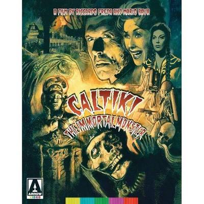 Caltiki, The Immortal Monster (Blu-ray)