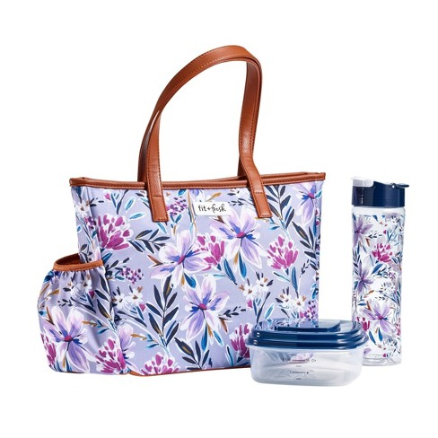 Fit Fresh Scottsboro Lunch Kit With