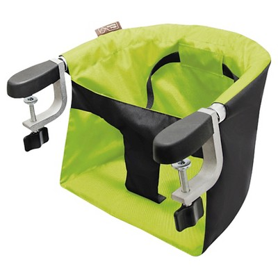 Delicieux Mountain Buggy Pod Clip On High Chair, Lime