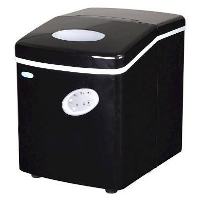 NewAir 28lb Portable Ice Maker - Black AI-100
