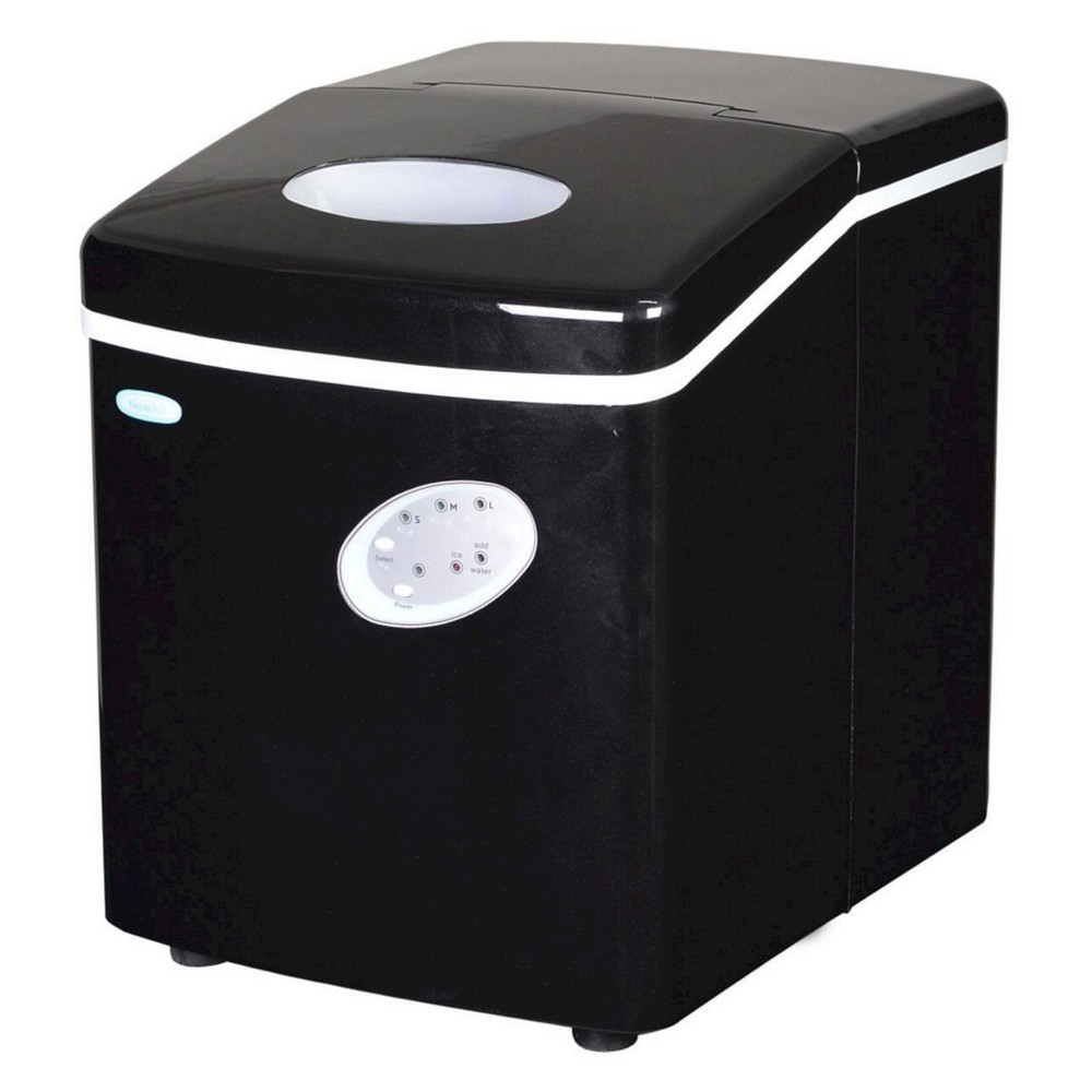 NewAir 28lb Portable Ice Maker – Black AI-100 50122845