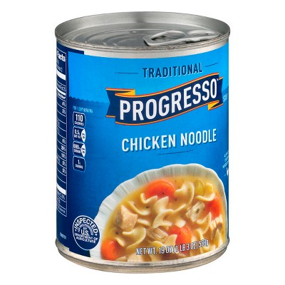 Progresso Traditional Chicken Noodle Soup 19oz