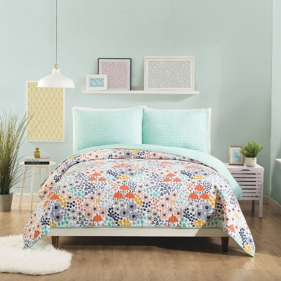 Mayflower Floral Quilt Set - Makers Collective