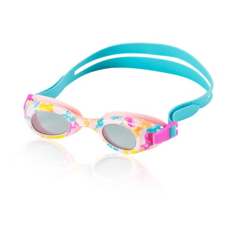 Speedo Kids Glide Print Goggle - Pink Passion - image 1 of 1