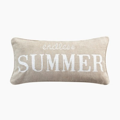 Galapagos Endless Summer Decorative Pillow - Levtex Home