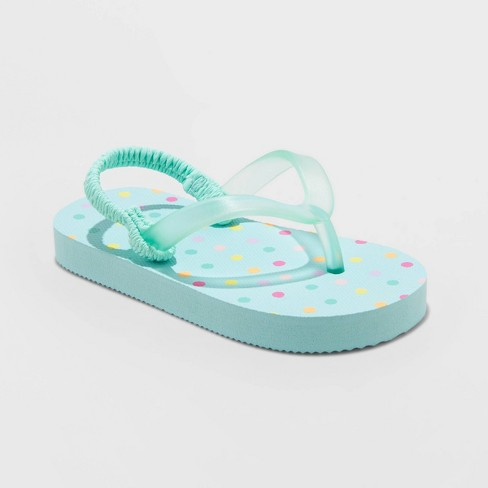 Toddler Girls' Adrian Flip Flop Sandals - Cat & Jack™ - image 1 of 3