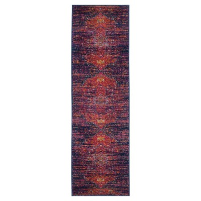 Kaiya Loomed Medallion Area Rug - Safavieh
