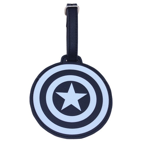 Marvel Captain America Luggage Tag - image 1 of 2