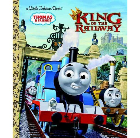 King of the Railway (Hardcover) (Thomas Stubbs) - image 1 of 1
