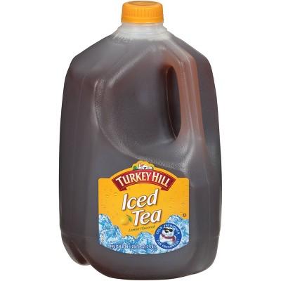 Turkey Hill Lemon Flavored Iced Tea - 1gal