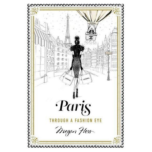 Paris - by  Megan Hess (Hardcover) - image 1 of 1