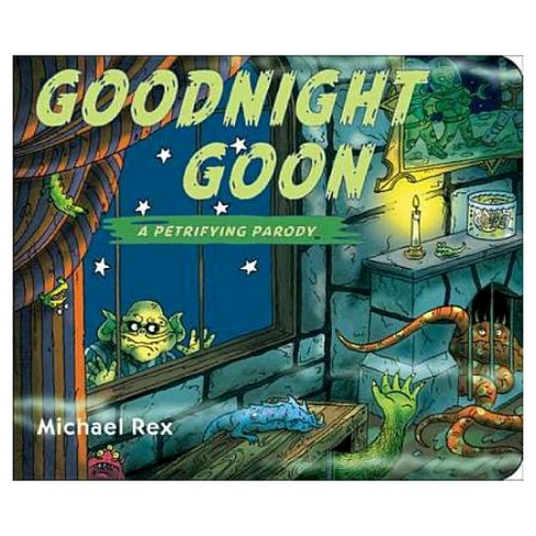 Goodnight Goon: A Petrifying Parody (Board) by Michael Rex - image 1 of 1
