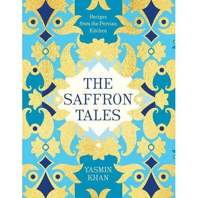 The Saffron Tales - by  Yasmin Khan (Hardcover)