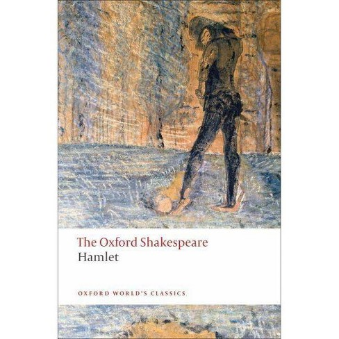 Hamlet - (Oxford World's Classics (Paperback)) by  William Shakespeare (Paperback) - image 1 of 1