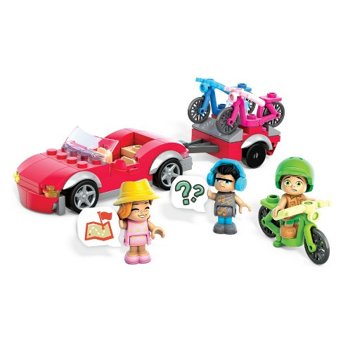 Mega Construx World Convertible Road Trip Playset - image 1 of 4