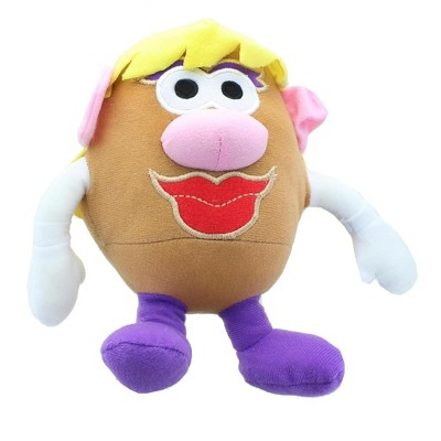 Johnny's Toys Mr. Potato Head 6 Inch Character Plush | Mrs. Potato Head