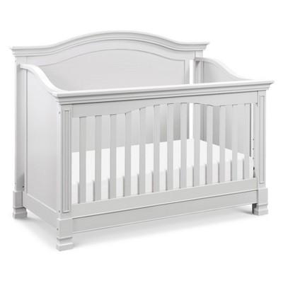 Million Dollar Baby Classic Louis 4-in-1 Convertible Crib - Cloud Gray