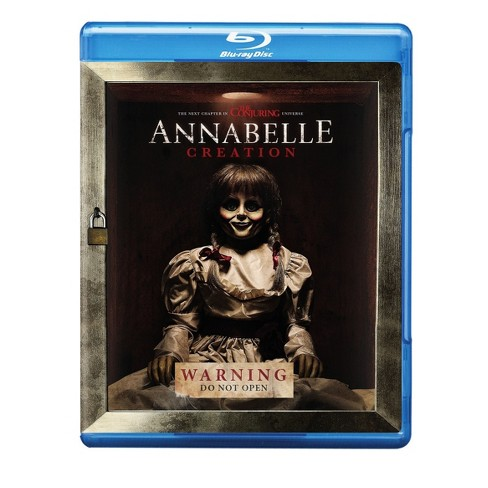 Annabelle Creation (Blu-ray) - image 1 of 1