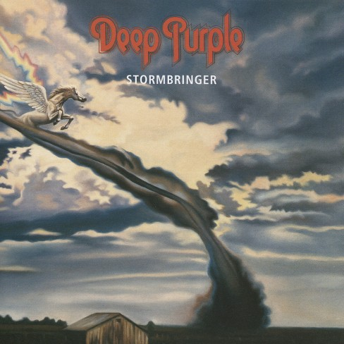 Deep purple - Stormbringer (35th anniversary) (CD) - image 1 of 1