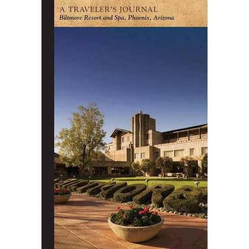 Biltmore Resort and Spa, Phoenix, Arizona: A Traveler's Journal - (Travel Journal) by  Applewood Books - image 1 of 1
