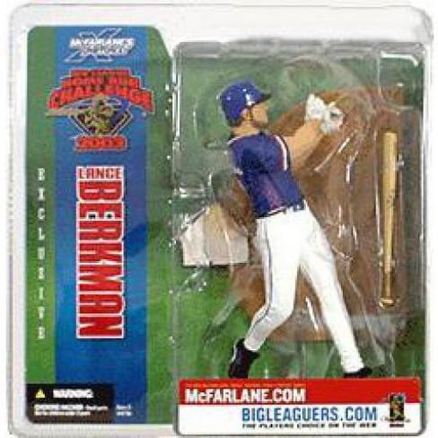 McFarlane Toys MLB Sports Picks Series 8 Lance Berkman Action Figure - image 1 of 1