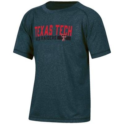 NCAA Texas Tech Red Raiders Boys' Short Sleeve Gray T-Shirt