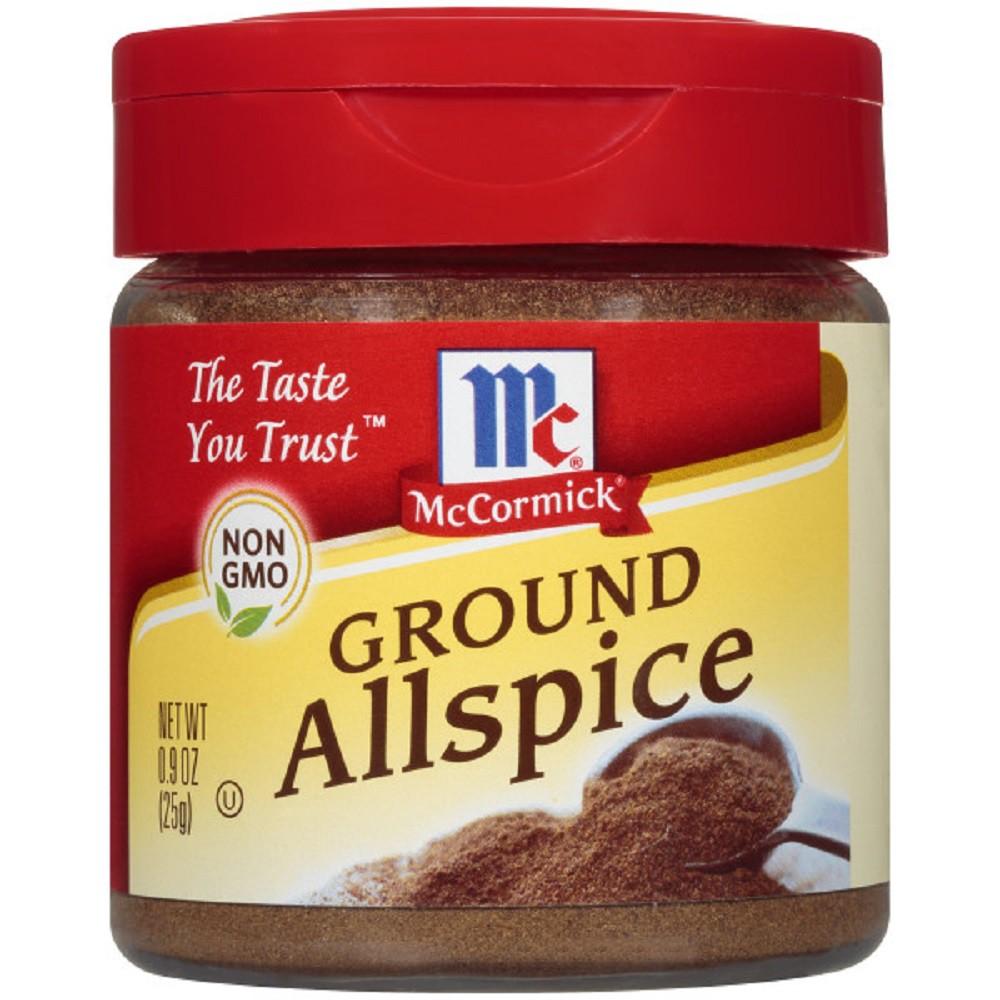 McCormick Ground Allspice - .9oz