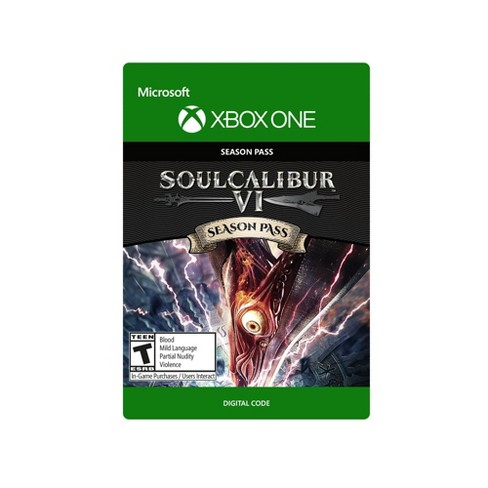 Soul Calibur VI: Season Pass - Xbox One (Digital) - image 1 of 1