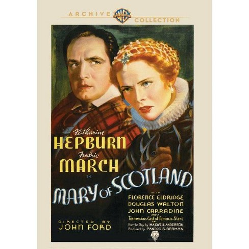 Mary Of Scotland (DVD)(2019) - image 1 of 1