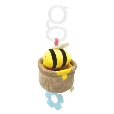 Go by Goldbug Attachable Pull Vibration - Bee