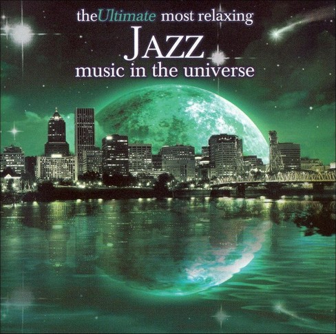 Various - Ultimate Most Relaxing Jazz Music In (CD) - image 1 of 1