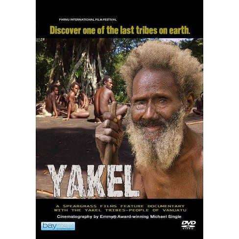 Yakel: The 100-Year-Old Chief (DVD) - image 1 of 1