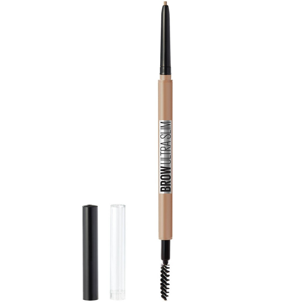 Image of Maybelline Brow Ultra Slim Light Blonde - 0.003oz, Light Yellow