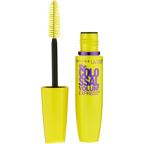 Maybelline Volum' Express The Colossal Washable Mascara 231 Classic Black 0.31 fl oz - image 1 of 5