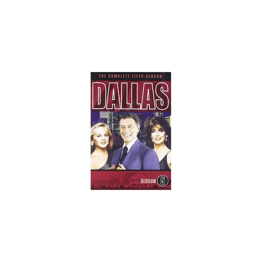 Dallas:Complete Fifth Season (Dvd)