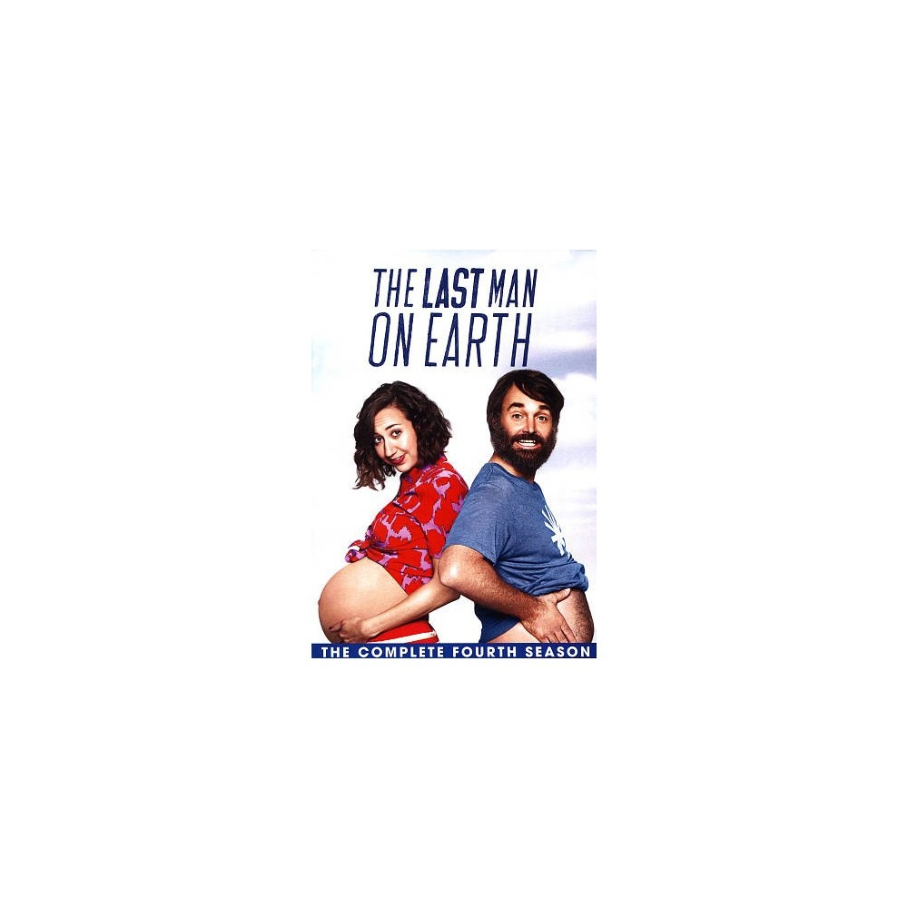 Last Man On Earth:Season 4 (Dvd)