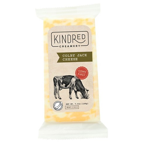 Kindred Creamery Colby Jack Cheese - 7oz - image 1 of 1