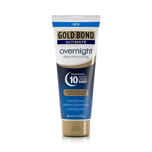 Gold Bond Ultimate Overnight Lotion - 8oz - image 1 of 4