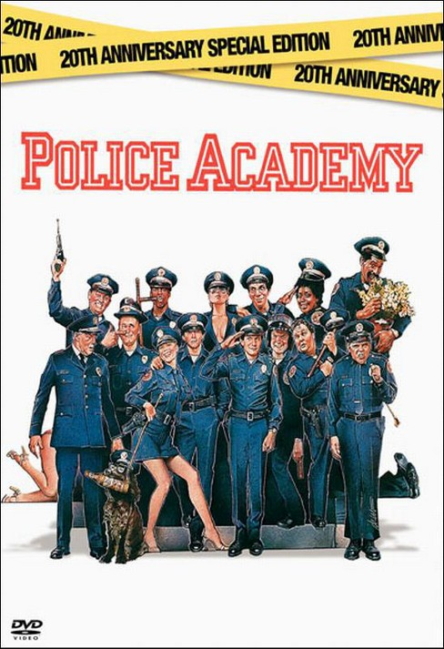 Police Academy:20th Anniversary Se (DVD) - image 1 of 1