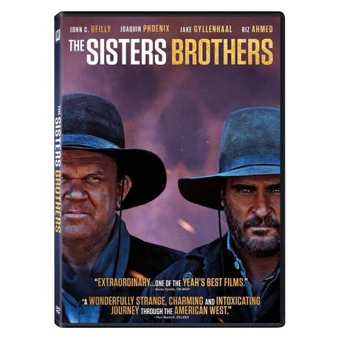 Sisters Brothers,The (DVD) - image 1 of 1