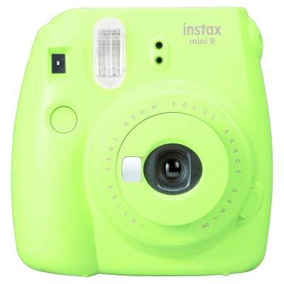 Fujifilm Instax Mini 9 Camera - Lime Green (16550655)