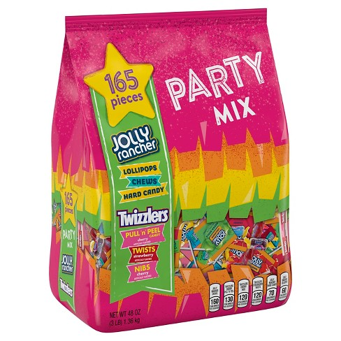 JOLLY RANCHER And Twizzlers Party Mix